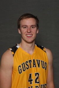 Brody Ziegler led the Gusties with 17 points and five rebounds.