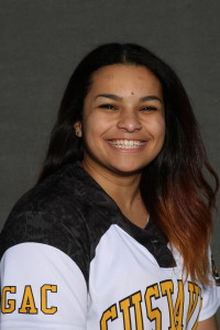 Nathalee Boissiere hit an RBI double in the loss to UW-La Crosse.