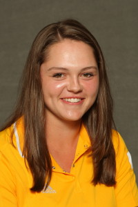 Jessica Nelson led the Gusties with a round of 80.