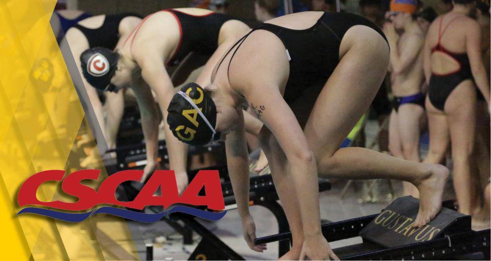 Women s swimming amp ing cracks preseason polls posted on october
