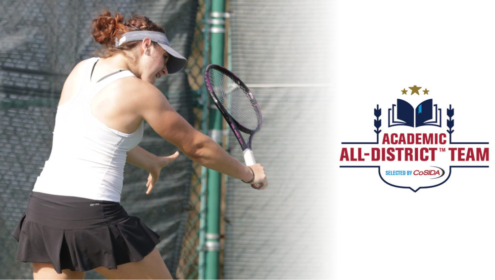 Borowicz Named to CoSIDA Academic All-District Team