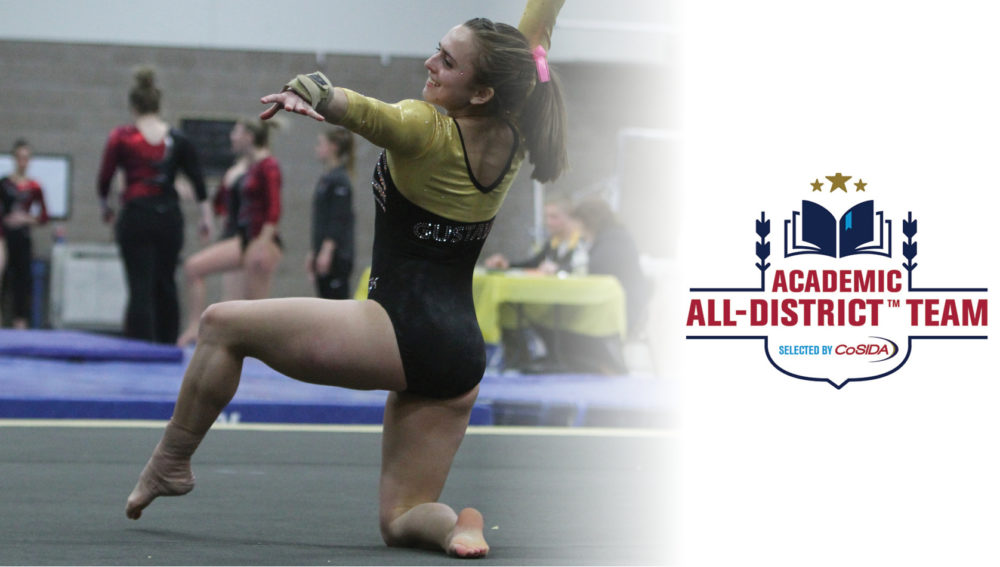 Lauren Kershner Named To CoSIDA Academic All-District At-Large Team