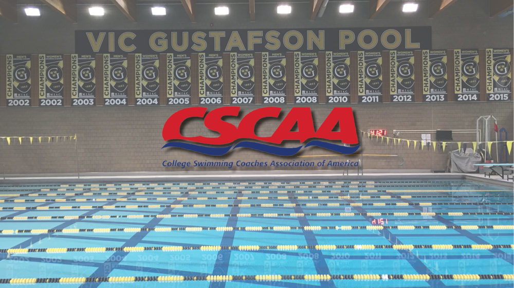GW Swimming and Diving Teams Achieve CSCAA Scholar All-America Status
