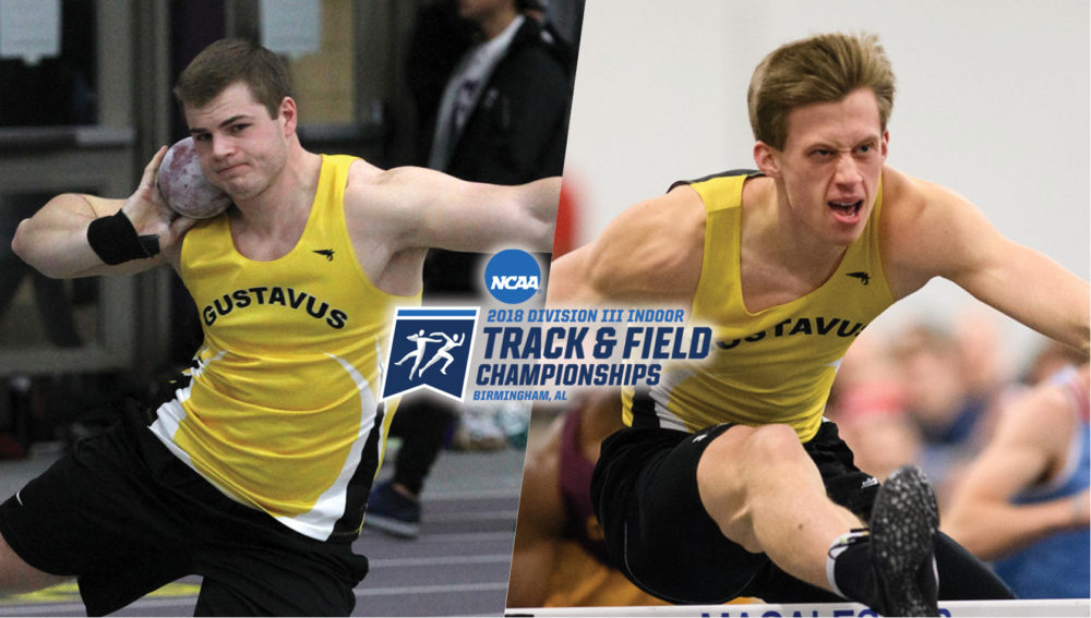 Spartan Duo Prepares For NCAA Indoor Championships